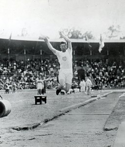 World Record Decathalete