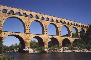 Arches Used But Not Invented by Romans