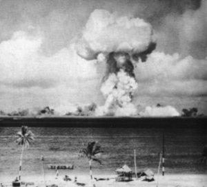 Bikini Blast July 1, 1946