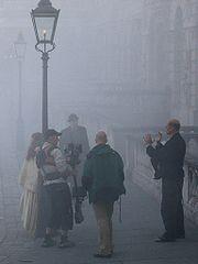 Victorian London Smog