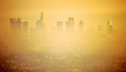 City of Angels Shrouded in Pollution