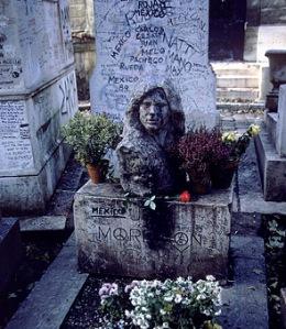 Morrison Shrine/Grave