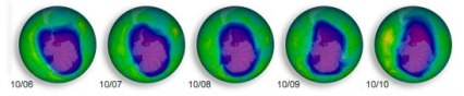 Record Ozone Hole 2006...Is the Hole Growing?