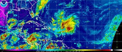 Tropical Atlantic 9:20:15 Z Aug 24, 2009