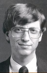 Gates-Richest Harvard Dropout