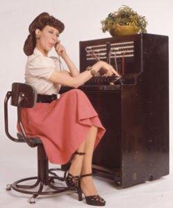 Obnoxious Operator Ernestine