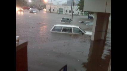 Louisville Flooding