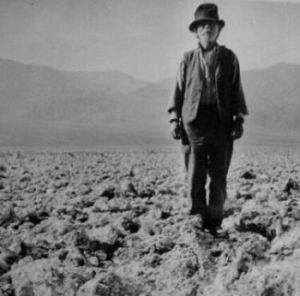 Shorty in Death Valley