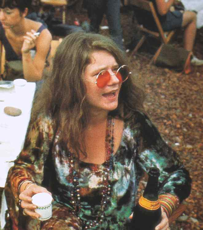 Woodstock Pictures Of Janis Joplin 100