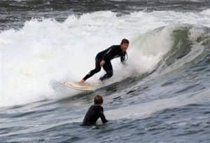 A Maine Surfer?