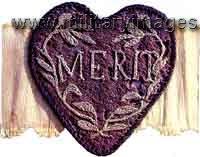 Badge For Military Merit
