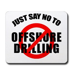 Except if The Drilling is off Brazil's Coast, then Uncle Sam is All For It!