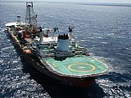 Petrobras Drillship Will Have Plenty of Work