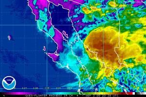 Jimena Satellite 20:30Z Sept 3 2009