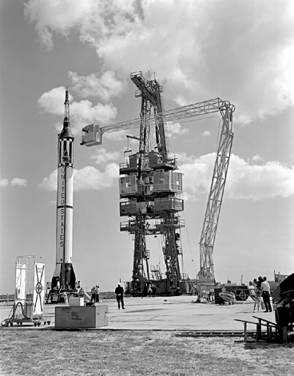 Redstone Rocket took Americans into Space and Could have taken first satellite into orbit had the funding been provided