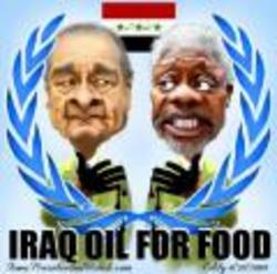 Those implicated in the Oil for Food Fiasco are gone, but it's still the UN