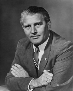 Von Braun Not Happy in September 1956