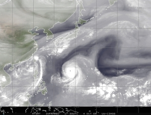 W. Pacific Water Vapor Image/Loop