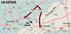 I40_detour