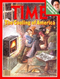 Image result for global cooling time magazine