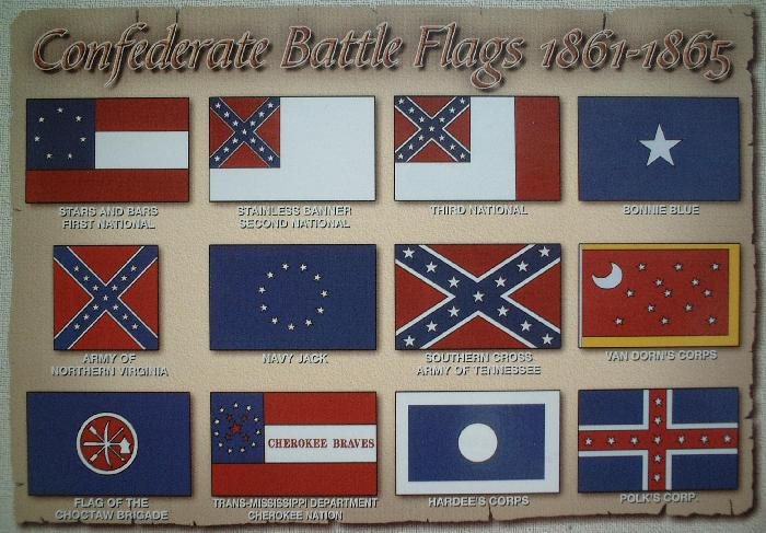 The Reason Behind the Stars and Bars rNIqQLz5