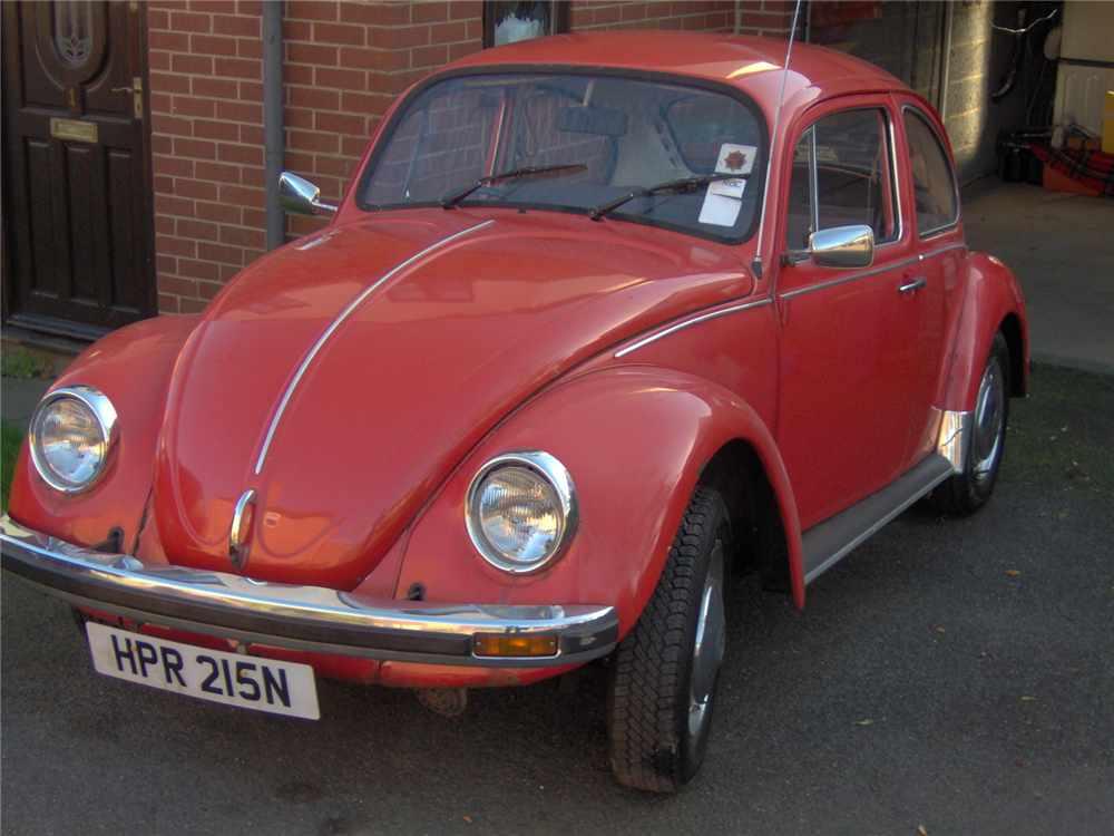1946 VW Beetle | Symon Sez