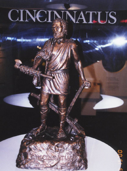 cincinnatus men Online shopping from a great selection at books store discover books, read about the author, find related products, and more more about cincinnatus.