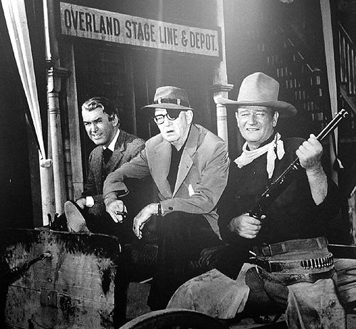 John Wayne Bruce Dern The Cowboys