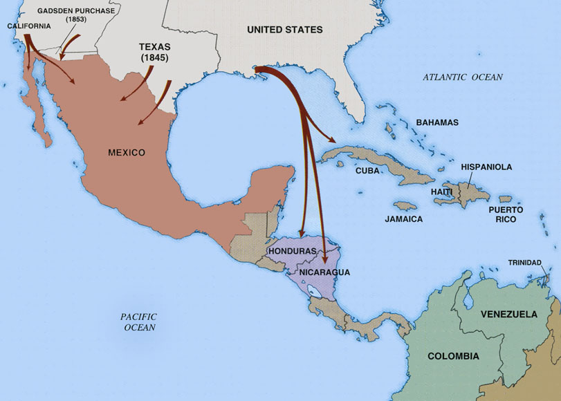 Filibuster As Part Of American Expansion, Not Legislative Tactics July 12,  2010