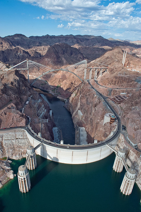 Hoover Dam Is The Name And It Will Never Look The Same