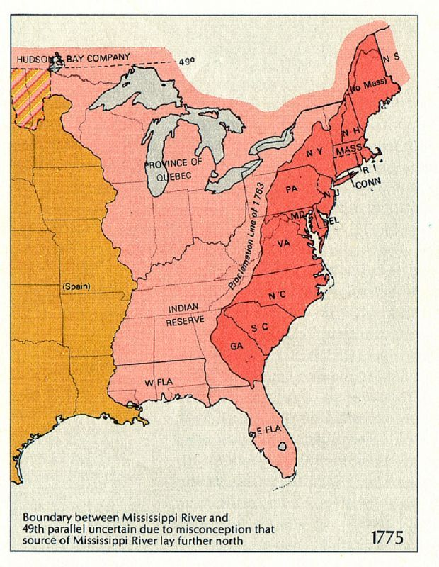 When The State Of Franklin Tried To Become Americas Th State - Franklin on us map
