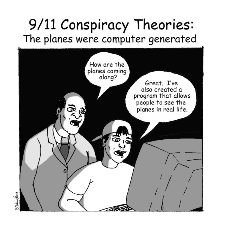 Half Of Americans Believe 9/11 Conspiracy Theories