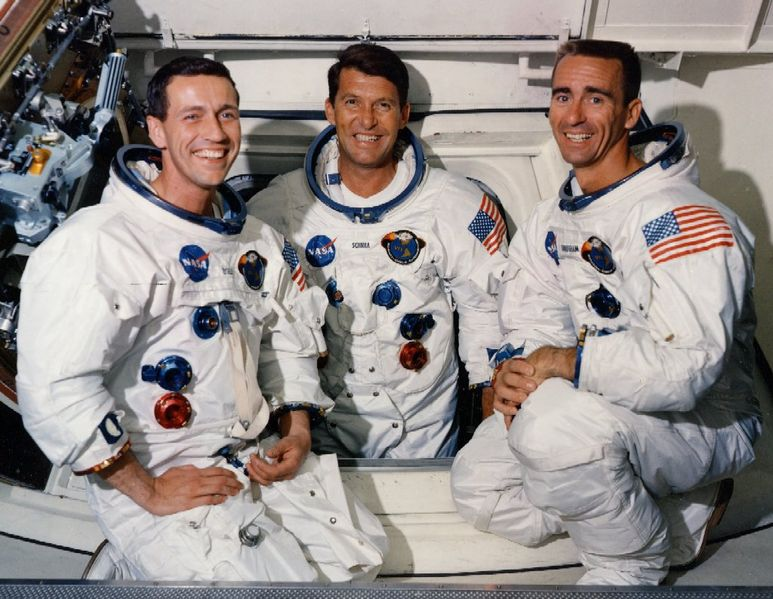 Poor Attitude Cost Apollo 7 Crew Rightful Recognition and ...
