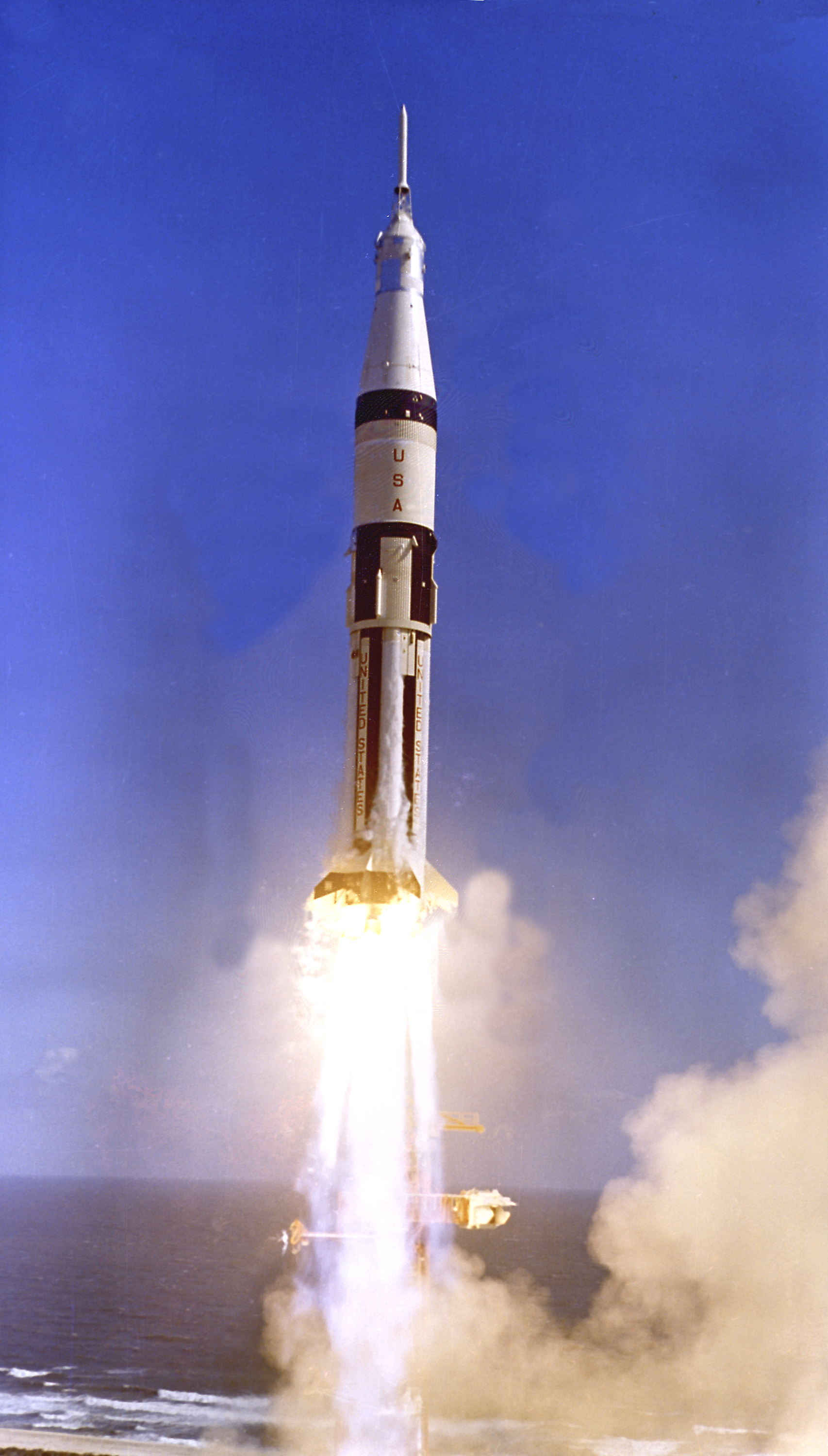 apollo rocket drawing - photo #41