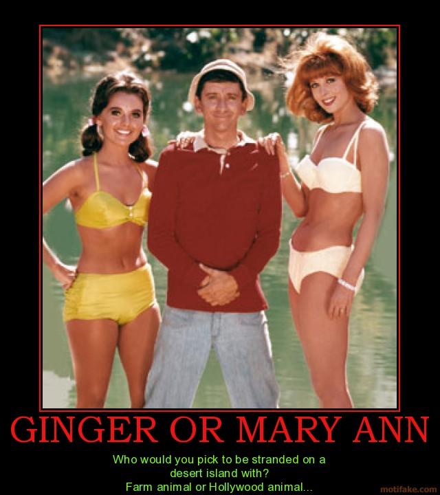 Ginger maryanne